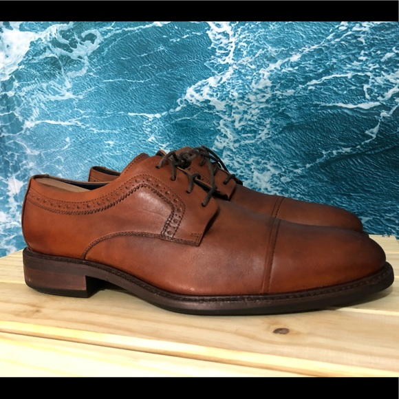 Cole Haan Buckland Cap Toe Oxford Shoes